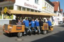 Bierwagen der Kerweborscht