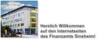 Finanzamt Sinsheim