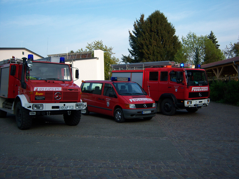 Freiwillige Feuerwehr Spechbach