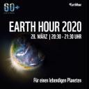 Earth Hour 2020 am Samstag, 28. März 2020